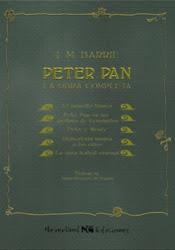PETER PAN, la obra completa