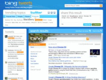 Bing Tweets
