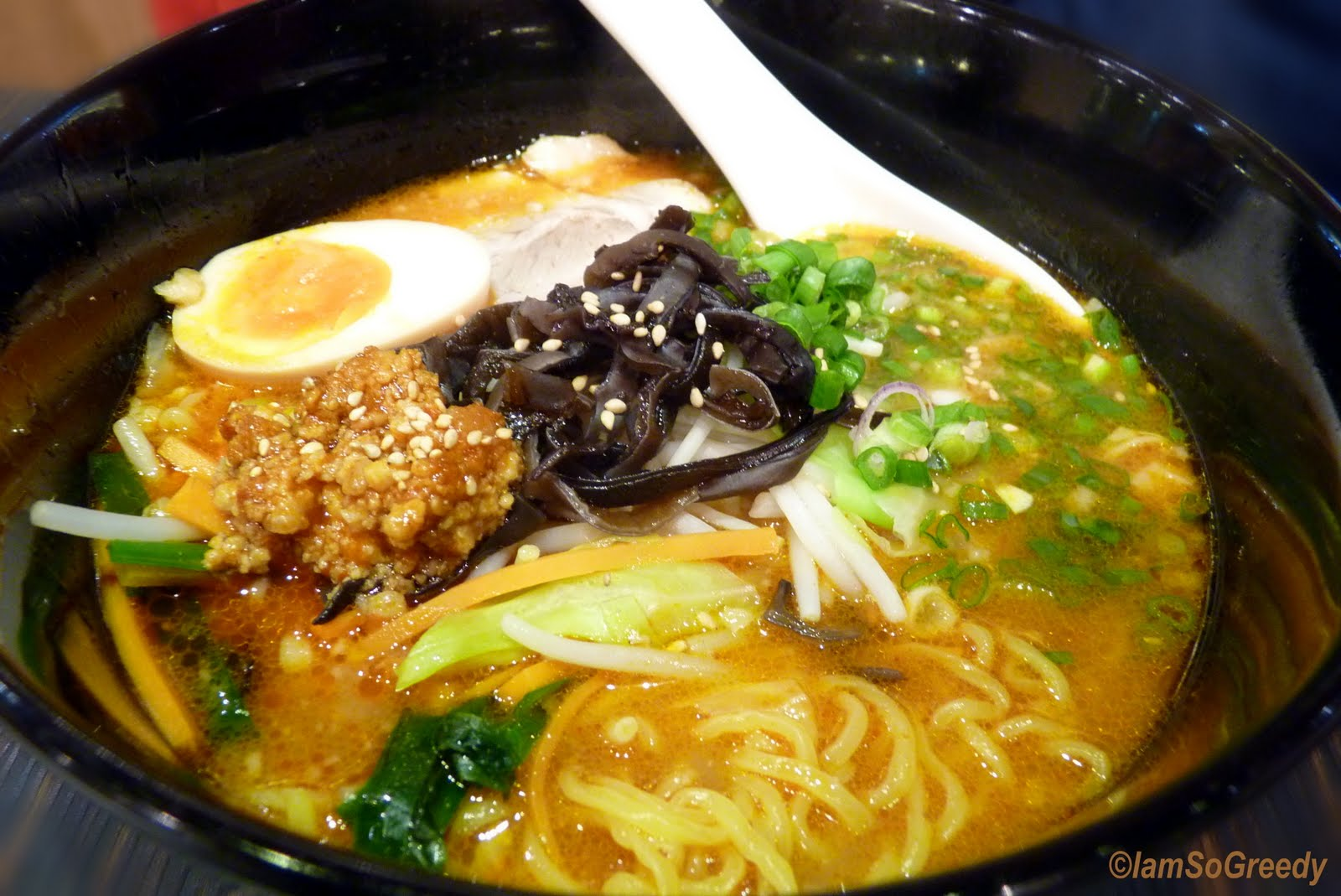 Miso Ramen Recipe — Dishmaps
