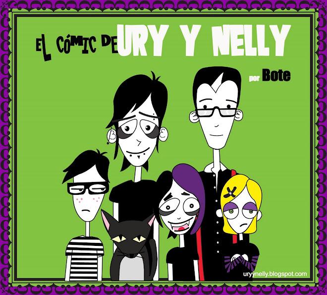 El Cómic de Ury y Nelly