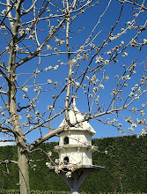 Dovecote in the Rose Garden