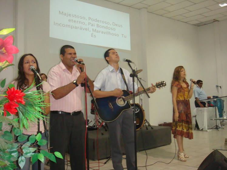 VIAGEM MISSIONARIA