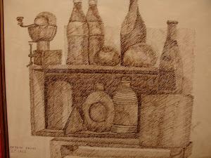 disegno a china del 1966