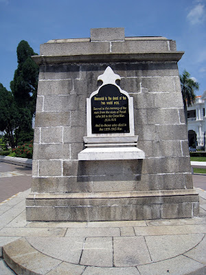 Ipoh Station Square Cenotaph (Perak War Memorial)