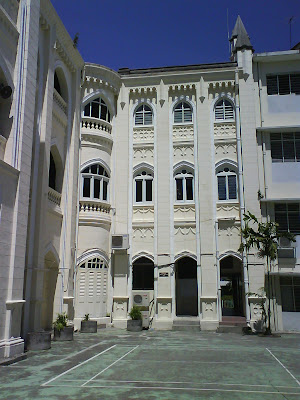 St. Michael's Institution, Ipoh Badminton Court