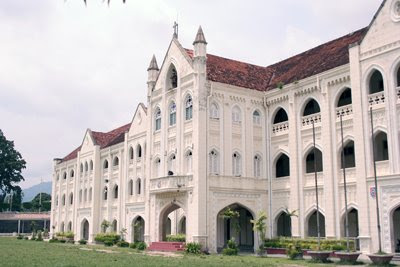 St. Michael's Institution, Ipoh