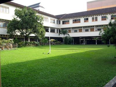 Back Field near Orphanage Hall