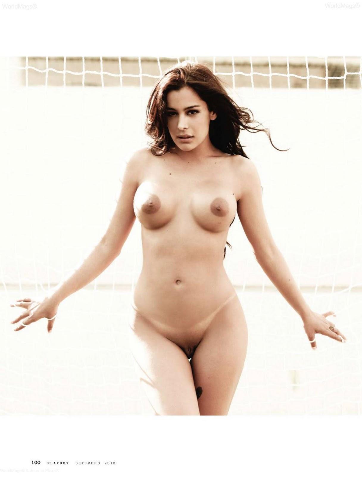 Larissa Riquelme Playboy Brazil September