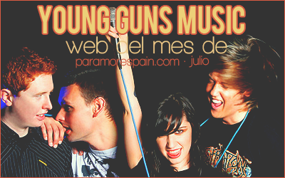 Premio Web Julio Paramore Spain.com