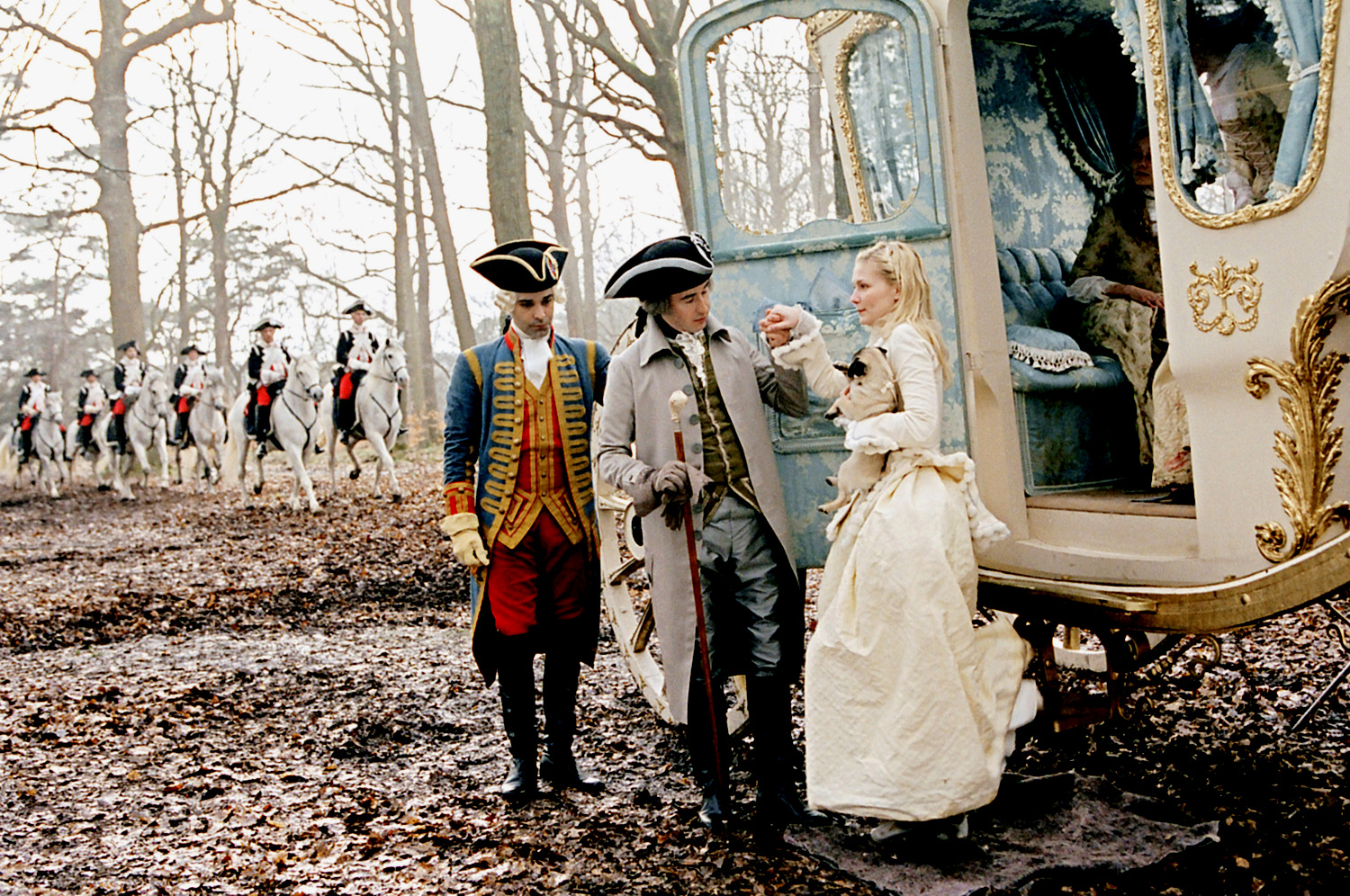 essay on marie antoinette the movie Coppola recognizes that marie antoinette's tastes drove her away from mundane affairs of state much of the movie the queen drools over elaborate food, dress, and men meanwhile she's oblivious to france's deteriorating political conditions.