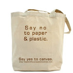 Say No to Plastics!