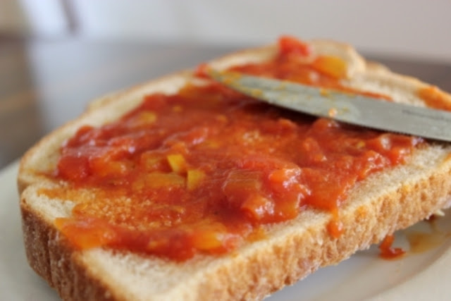 tomato chutney relish recipe
