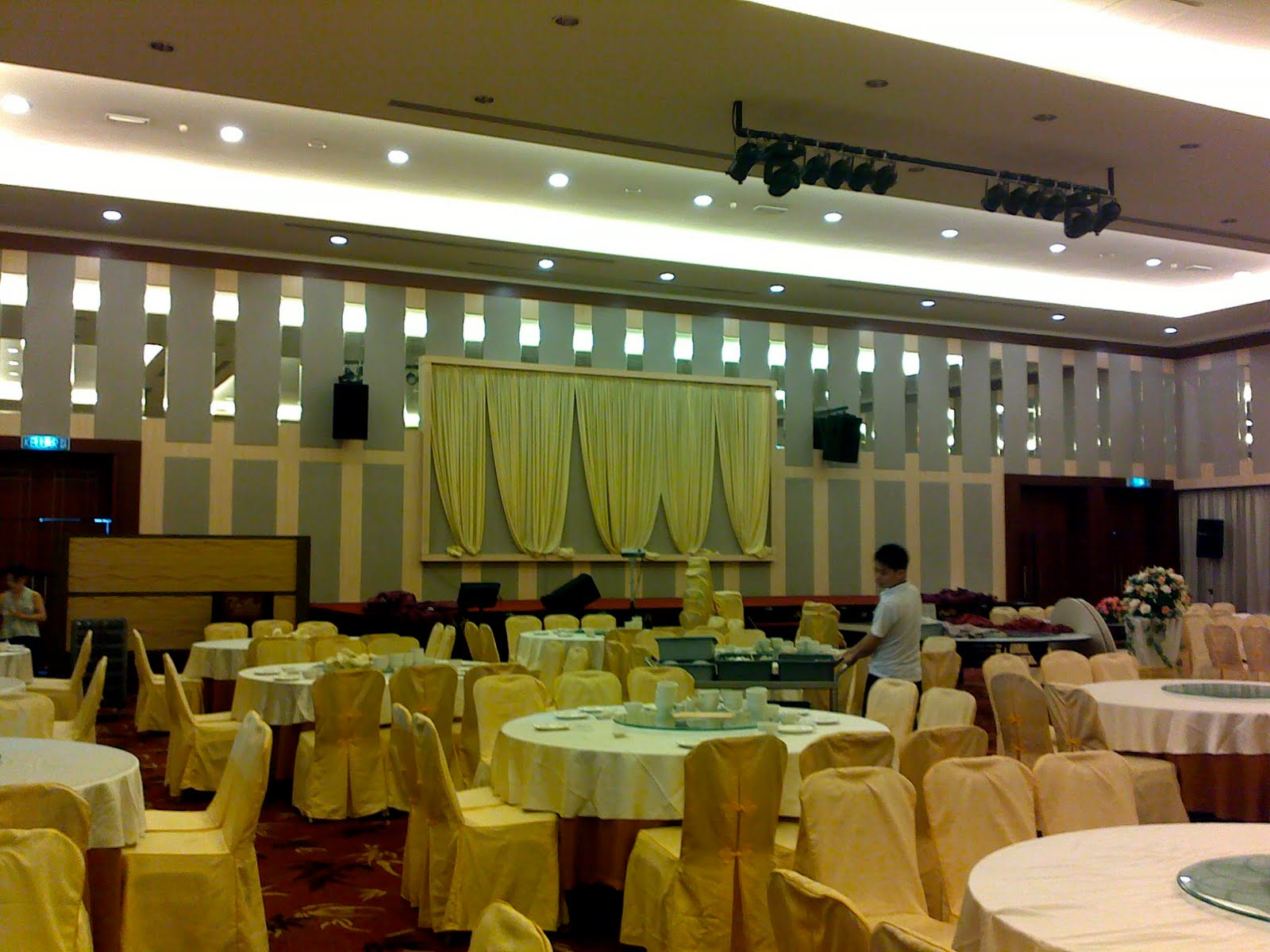 Wedding Catering Halls