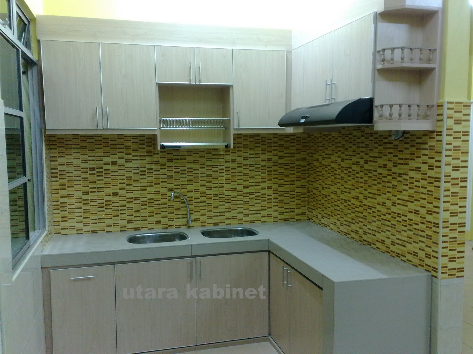 Kabinet Dapur Finishing Light Hpl Semarang Kabinet 4 Jpg  Hot Girls Wallpaper