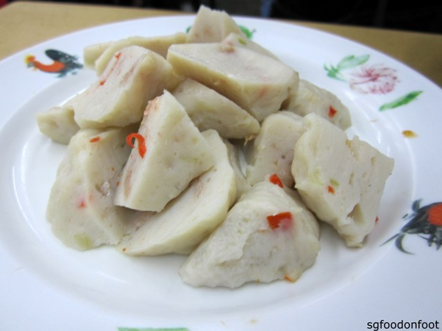 Teochew Fish Cake Recipe