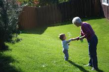 Grandma and Kohen