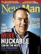 New Man Magazine Endorses Mike Huckabee