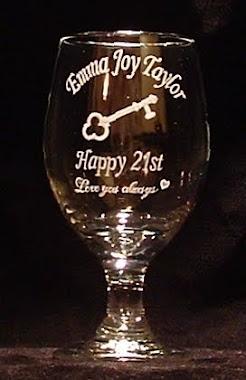 21st Banquet Goblet
