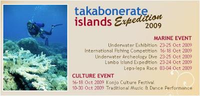 Mancing Gembira: Takabonerate Island Expedition 2009
