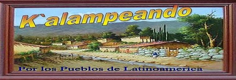 K`alampeando - Musica de los Andes