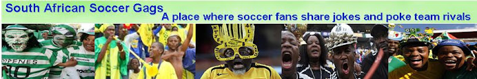 South African Soccer Gags
