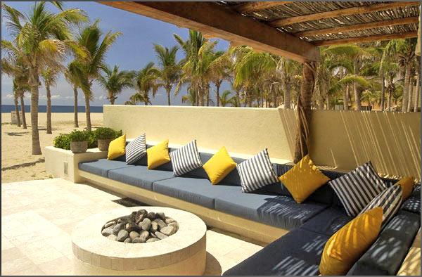 Estilo rustico balcones y patios rusticos al mar rustic for Patios rusticos