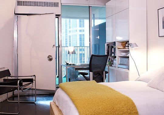 Casas minimalistas y modernas apartamentos modernos en la for Apartamentos modernos minimalistas