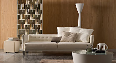Casas minimalistas y modernas sillones modernos de sala y for Sillones de sala modernos