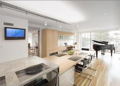Comedores actuales new casa minimalista for Comedores actuales