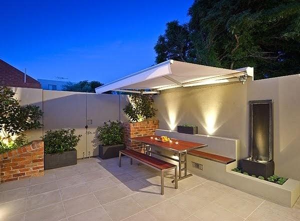 Casas Minimalistas Y Modernas Terrazas Nuevas Propuestas