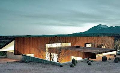 Casas minimalistas y modernas casas eco friendly enterradas - Casas enterradas ...