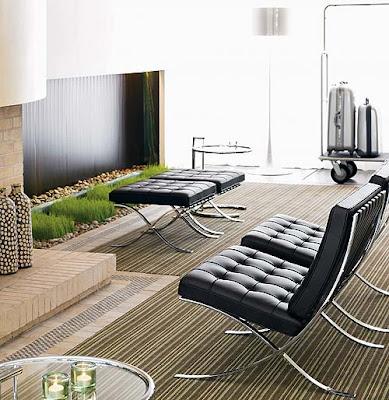 Casas minimalistas y modernas sillas de estilo para - Sofas diseno barcelona ...