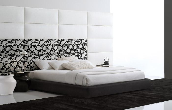 Casas minimalistas y modernas: ultimas camas de poliform