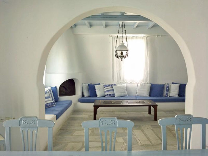 Decoracion Griega Interiores ~ Las islas griegas tienen una personalidad unica