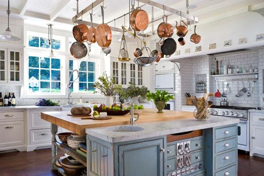 Estilo rustico cocinas rusticas tradicionales - Cocinas rusticas antiguas ...