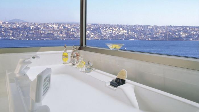 Casas minimalistas y modernas ba eras con muchas vistas - Baneras vistas ...