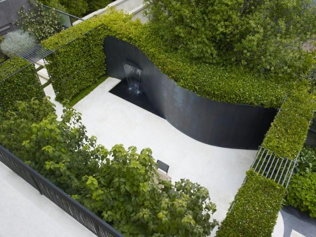 Domínguez Arquitectos Paisajismo y Jardines Minimalistas