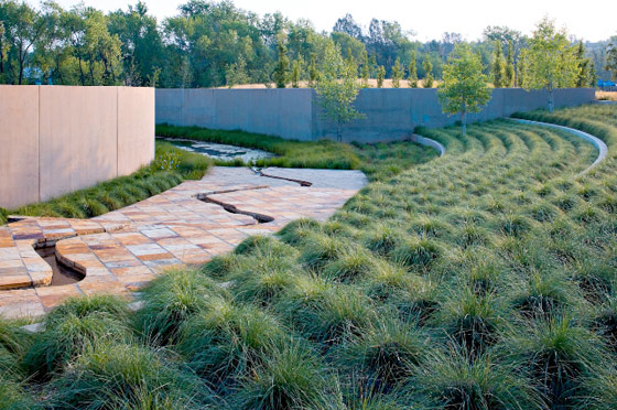 Casas minimalistas y modernas jardines nuevas propuestas - Jardines modernos minimalistas ...