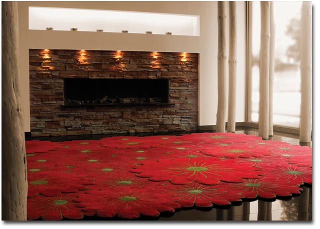 Casas minimalistas y modernas alfombras modernas - Alfombras minimalistas ...