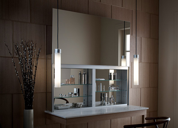 Gabinetes Para Baño Minimalistas:Bathroom Medicine Cabinets with Mirrors Ideas