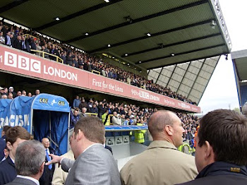 At home to Swindon May 2010