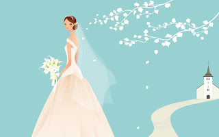 Wedding Girl Wallpapers
