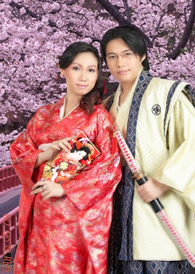 pre wedding Japanese style