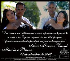 Casamento de Ana Maria e Márcia