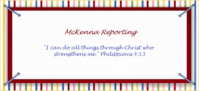 McKenna Reporting