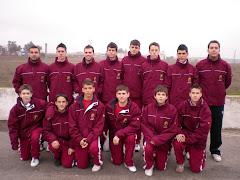 Selección Inf. Masc. 2007