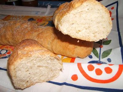Baguette casera