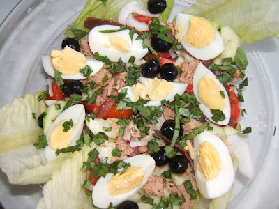 Ensalada de Niza (salade niçoise)