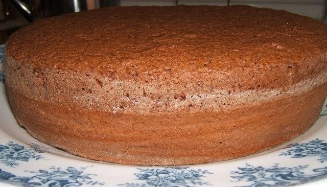 La cocina de Myri: Torta de chocolate