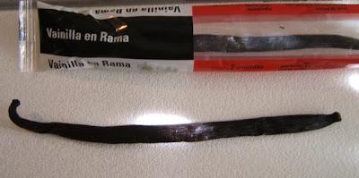 Utilización correcta de la vainilla en rama / Bien utiliser une gousse de vanille